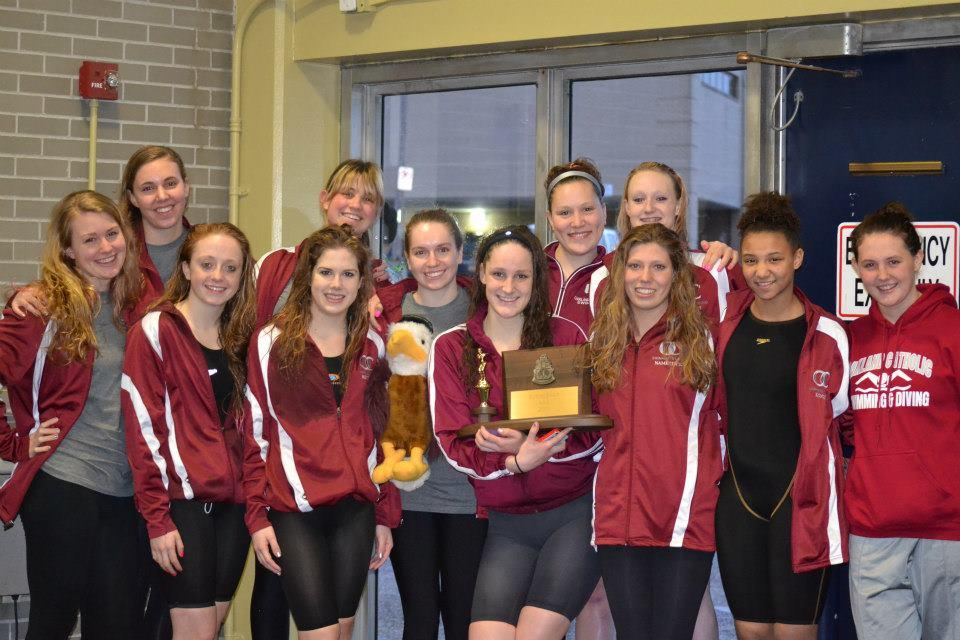 The+OC+Swim+Team+placed+2nd+in+the+WPIAL+championships.+