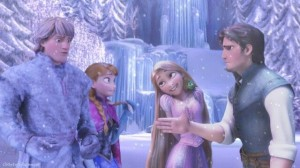 Frozen: Is it Tangled up with Tangled?