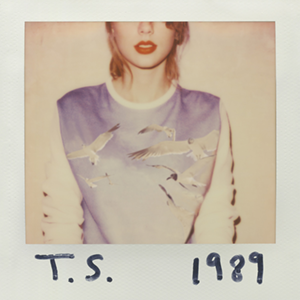 "Taylor Swift's 1989 ""Pops"" to the Top of the Charts"