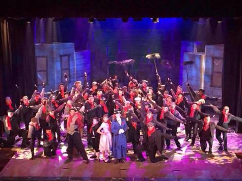 Supercailfragilisticexpialidocious- The Only Way to Describe Masque's Mary Poppins