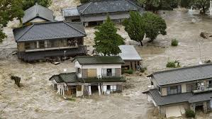 Floods Devastate Japan