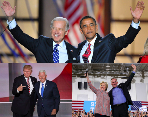 Bromance in the Oval Office: The Vice-Presidential Debate and Other Notes