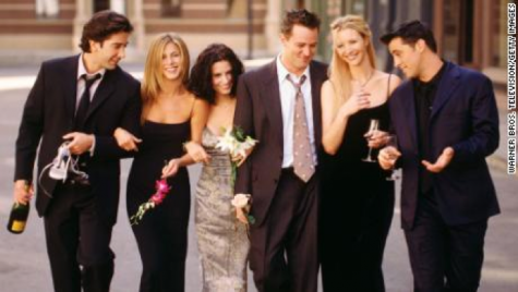 I'll Be There For You...After 25 Years: The FRIENDS Reunion Special